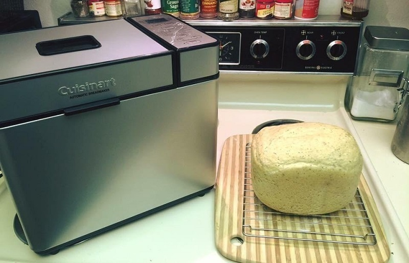 Cuisinart CBK-100 Bread Maker Review