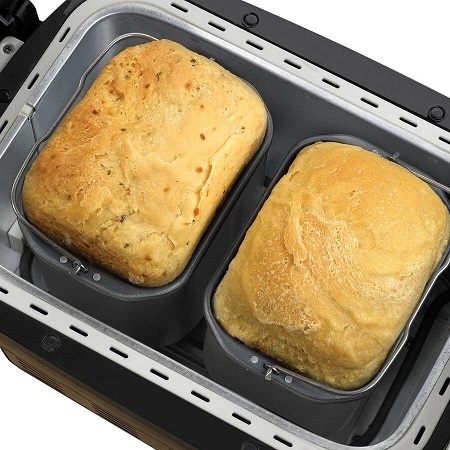 Making Bread In Bread Maker