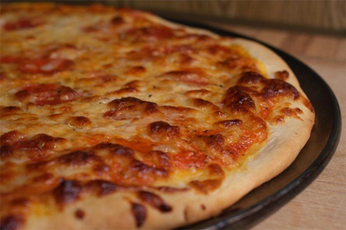 Bread Maker Pizza Dough